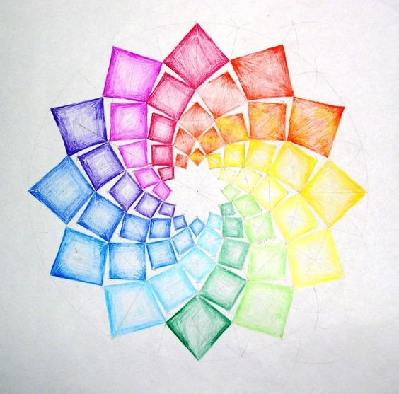 Color Wheel Foothill Technology High School Visual Art
